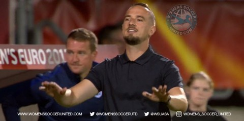 Euro 2017: Mark Sampson relishing crunch quarter-final clash with France