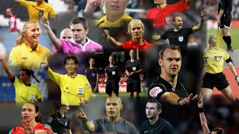 Football deserves the best officials Regardless of Gender ?