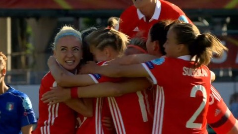 Match report: Russia shock Italy in opening Group B match