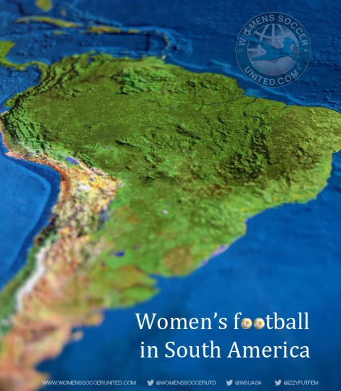 Women's football in South America