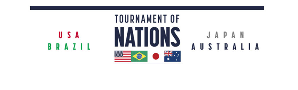 2017 TOURNAMENT OF NATIONS - FIXTURES AND RESULTS