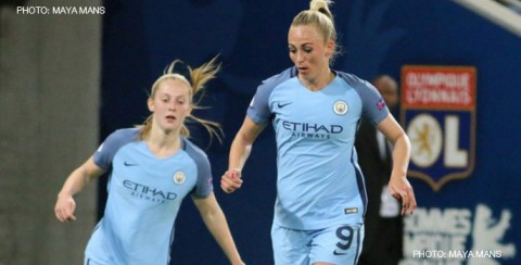 Toni Duggan signs for FC Barcelona from Man City