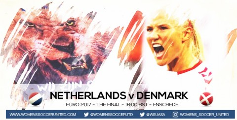 Live updates: Netherlands v Denmark | UEFA Women's Euro 2017 Final (6 August 2017)