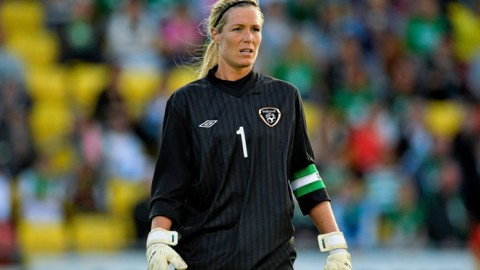 Emma Byrne announces retirement from international football