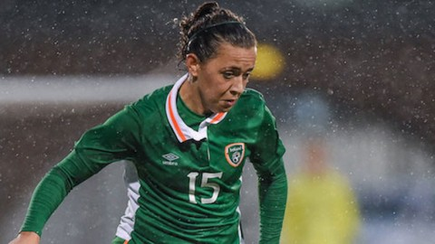 Katie McCabe named as the new Ireland WNT captain