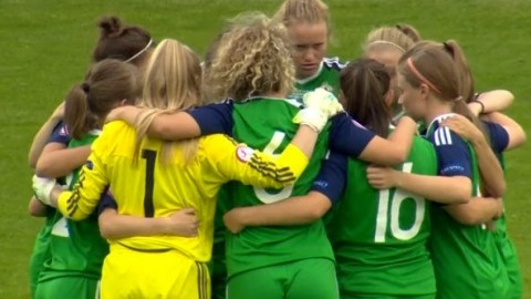 Match report: Northern Ireland miss out on World Cup qualifier