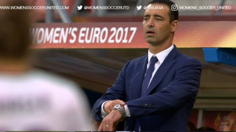 Olivier Échouafni sacked as France head coach, Corinne Diacre named as replacement