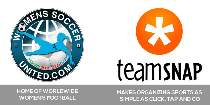 Women's Soccer United and TeamSnap partnership