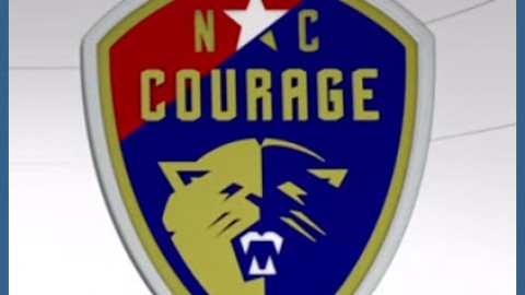 North Carolina Courage lead the NWSL 14th August 2017
