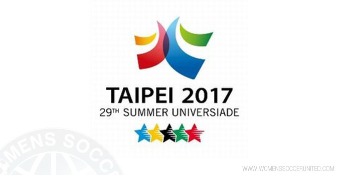 Taipei 2017 - World University Games women's football