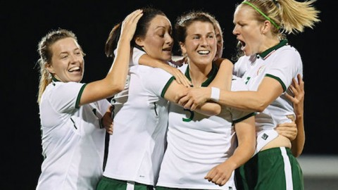 Republic of Ireland get 2019 World Cup qualification campaign off to a winning start in Northern Ireland
