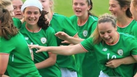 Ireland WU17: Late Mackey goal gives Ireland winning start to qualifying group