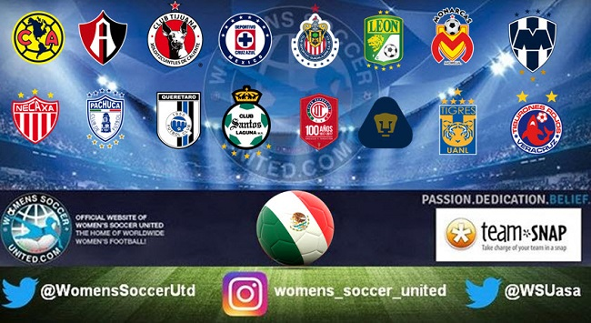 Mexico Liga MX Femenil