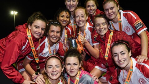 Continental Tyres Women's National League: Shelbourne Ladies claim WNL Cup after Peamount win