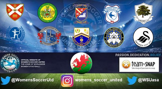 Wales Women's Premier League 2017-18