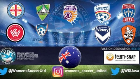 New era for professional female football Players in Australia