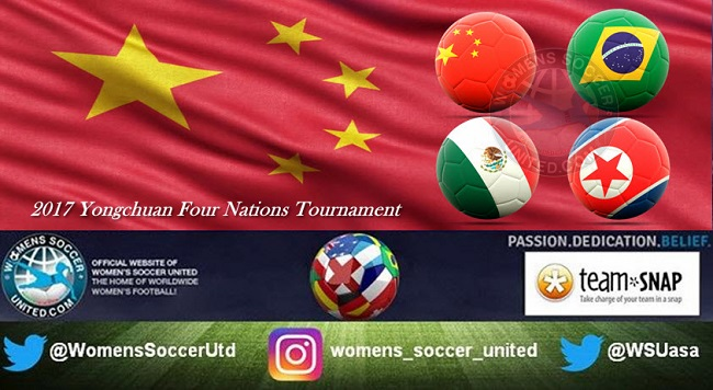 Yongchuan Four Nations Tournament-1
