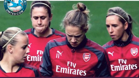 Arsenal Women fall to defeat at Manchester City