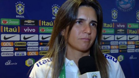 Emily Lima, Brazil WNT's first female coach, is reportedly dismissed by CBF