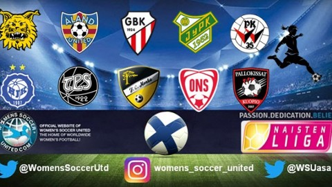 FC Honka lead Naisten Liiga Championship Round 25th September 2017