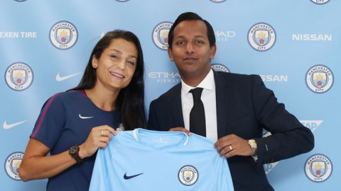 Danish international Nadia Nadim to join Manchester City