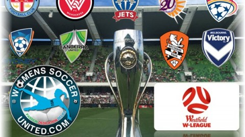 Opening Round Fixtures in the Westfield W-League 2017/18 Season