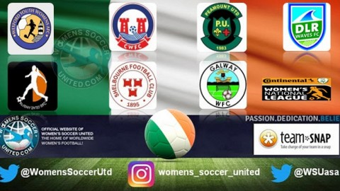 Wexford Youths Lead Continental Tyres Women's National League 2nd October