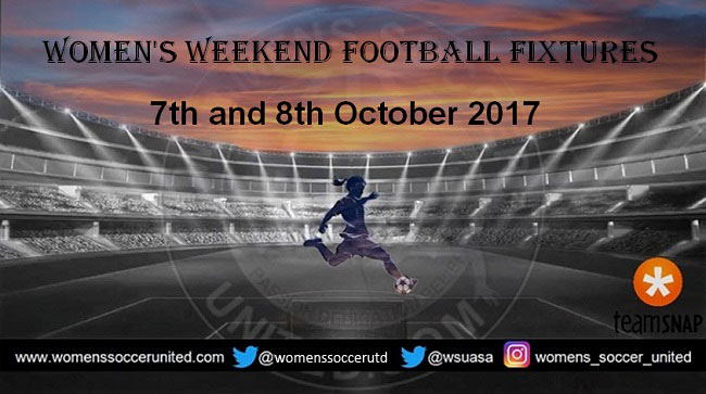 Worldwide Weekend Women's football fixtures