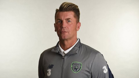 Colin Bell announces Republic of Ireland 21-player squad for FIFA Women's World Cup 2019 qualifier against Slovakia