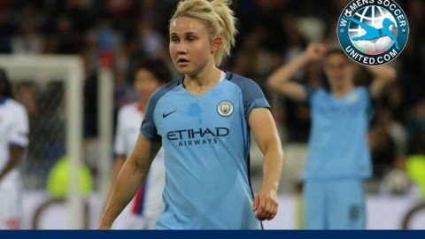 Manchester City Women cruise to victory in Champions League