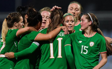 Republic of Ireland Head Coach Colin Bell names 21-player squad for Netherlands trip