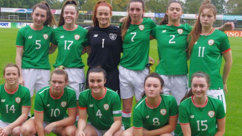 Ireland WU19: Elite Round spot secured after dominant victory over Latvia