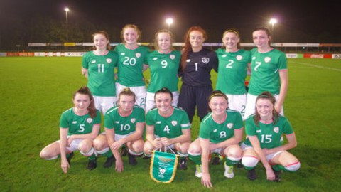 Ireland WU19: Connell's side lose to Netherlands in final qualifier but still progress to the Elite Round