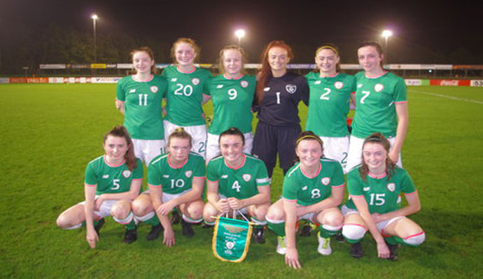 Ireland WU19: Connell's side lose to Netherlands in final qualifier