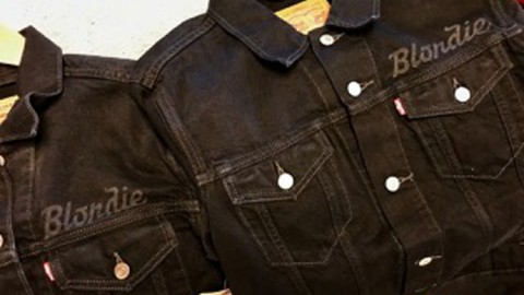 COMPETITION | WIN Blondie TRUCKER JACKET!