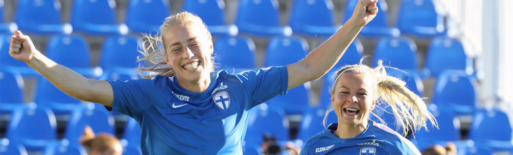 EXCLUSIVE INTERVIEW WITH PROLIFIC FINLAND INTERNATIONAL STRIKER, LINDA SALLSTROM