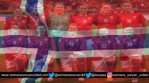 Norway FA agrees to pay male and female international footballers equally