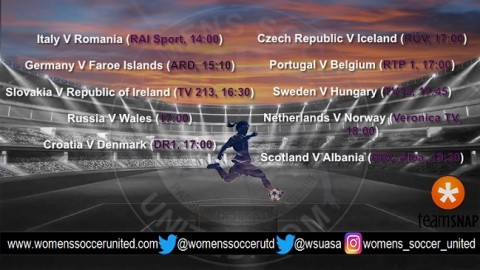 TV Channels broadcasting today's UEFA World Cup Qualifiers