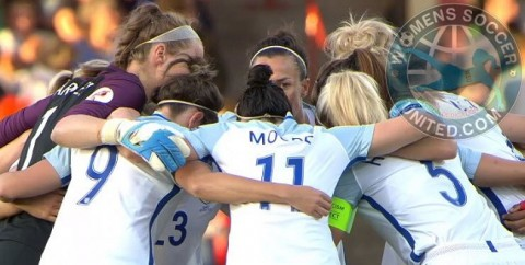 Mo Marley names England Squad for the two World Cup qualifiers