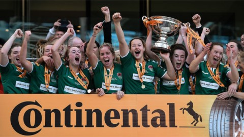 Cork City WFC win Continental Tyres Women's Senior Cup Final