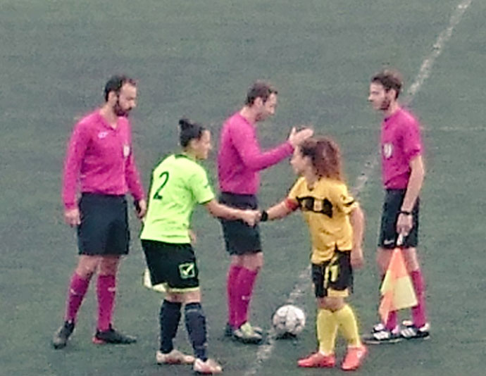 Photo of the day from match of the day: ARIS LADIES F.C - ELPIDES KARDITSAS A.C (2-2)