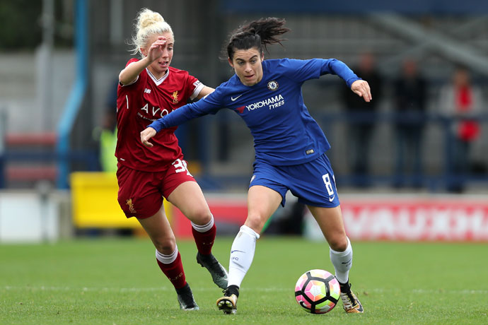 Karen Carney - We fear no-one