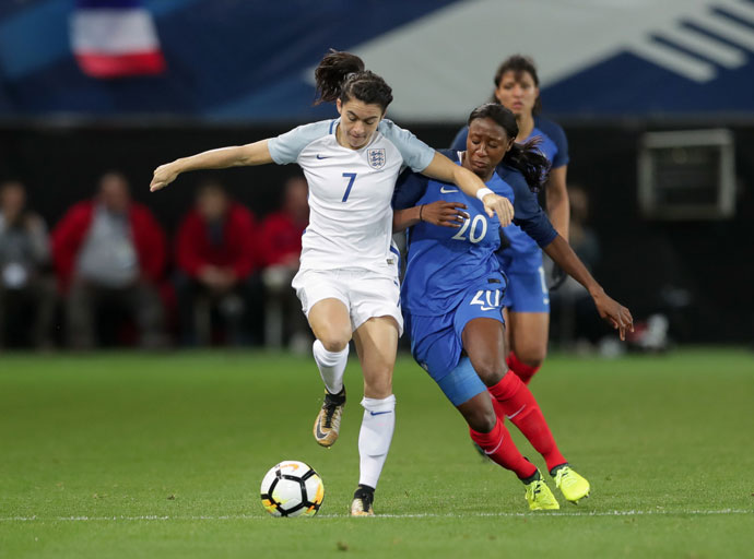 England v Bosnia & Herzegovina - returning to the West Midlands England's Karen Carney