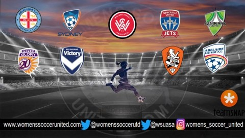 Perth Glory lead Westfield Women's League 3rd December 2017