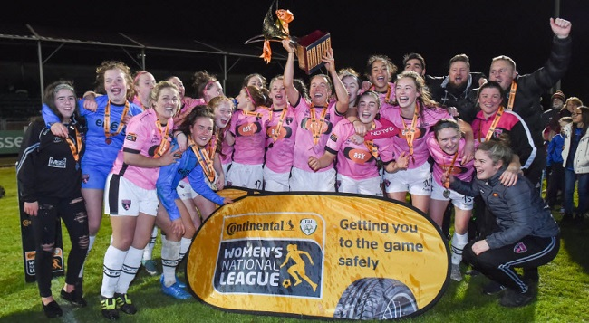Wexford Youths 2017 champions