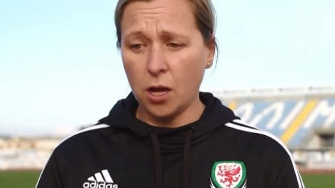 Wales coach Jayne Ludlow names Squad for World Cup qualifiers