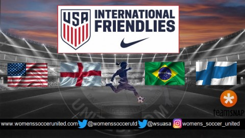 Squads Announced for the Nike International U-20 Women's Tournament 2017