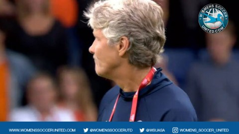 Pia Sundhage appointed as Sweden Under-17 Women's National Team Head Coach