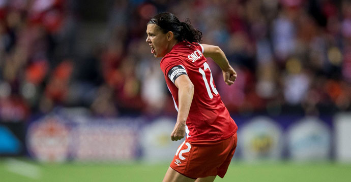Canada Women's National Team close out 2017 with impressive 3-2 come back win over Norway