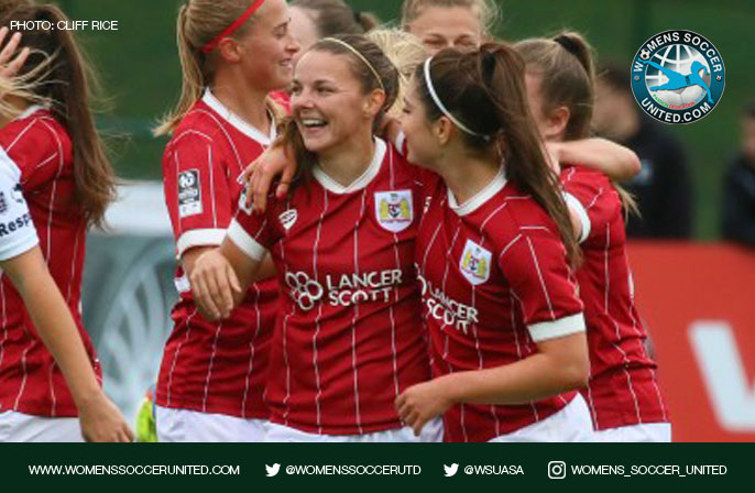 Bristol City Women confirm the club has received a conditional offer from the FA regarding the club's Tier One status